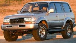 1996 Lexus LX 450 Base