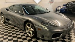 2002 Ferrari 360 2dr Cpe Modena