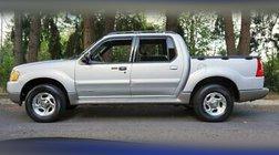 2002 Ford Explorer Sport Trac Value