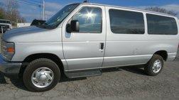 2013 Ford E-Series Van XLT 1 TON 5.4 AUTO 3:73 15 MPG