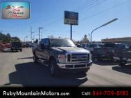 2008 Ford F-350 XLT Crew Cab Long Bed 4WD