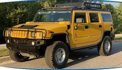 2005 HUMMER H2 4WD 4dr SUV Luxury