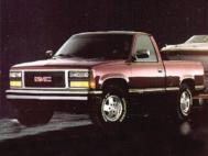 1992 GMC Sierra 3500 Wideside