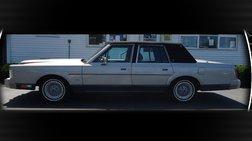 1988 Lincoln Town Car Signature