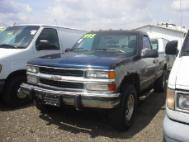1990 Chevrolet C/K 1500 Reg. Cab W/T 8-ft. Bed 4WD