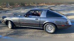 1984 Mazda RX-7 S