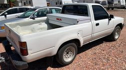 1992 Toyota Pickup Base