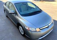 2008 Honda Civic Hybrid 4dr Sdn