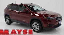 2020 Jeep Cherokee Latitude Plus