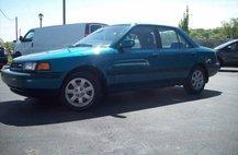 1992 Mazda Protege LX