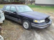 1996 Lincoln Town Car Signature