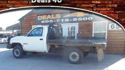 1997 Dodge Ram 2500 Reg Cab 135