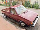 1982 Volkswagen Pickup Base