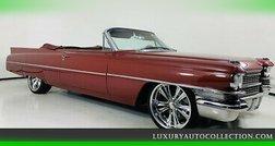 1963 Cadillac DeVille Conv