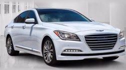 2015 Hyundai Genesis 5.0L
