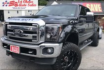 2014 Ford F-250 King Ranch Crew Cab 4WD