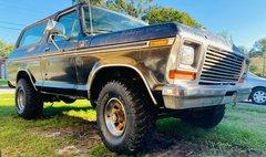 1979 Ford Bronco RANGER XLT 4X4! AUTO