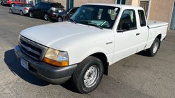 1998 Ford Ranger 1 OWNER, CLEAN TITLE, NO ACCIDENTS, 100,000 MILES