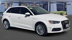 2016 Audi A3 Premium Plus