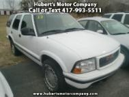 1998 GMC Jimmy SL 4-Door 4WD