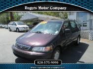 1998 Honda Odyssey LX