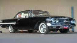 1960 Chevrolet Impala 348 V8 | 4-Speed | Highly Documented | MUST SEE
