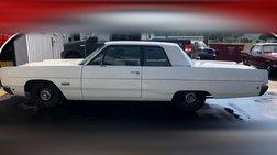 1968 Plymouth III