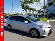 2016 Toyota Prius v Three