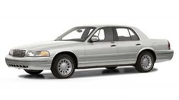 2001 Ford Crown Victoria Base