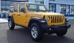 2021 Jeep Wrangler Unlimited Islander
