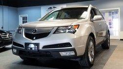 2012 Acura MDX SH-AWD w/Advance w/RES