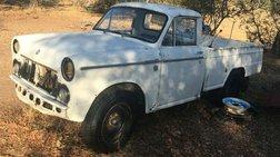 1963 Datsun Pickup