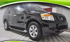 2011 Nissan Armada SL