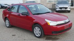 2010 Ford Focus S