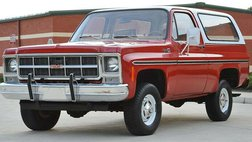 1980 GMC Jimmy Sierra