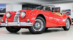 1954 Jaguar XK XK 140 SE 2-Door Roadster