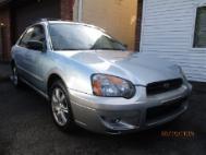2005 Subaru Impreza Outback Sport
