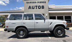 1985 Toyota Land Cruiser Base