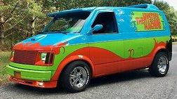 1987 Chevrolet Astro Cargo Van Base