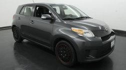 2012 Scion xD Base