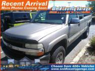 2001 Chevrolet Silverado 2500HD LS
