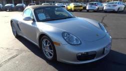 2008 Porsche Boxster Base