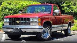 1991 Chevrolet C/K 1500 69,000 Original Miles 5.7 V8 Air Power Windows