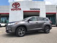 2019 Toyota Highlander LE