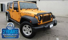 2012 Jeep Wrangler Unlimited Sport RHD