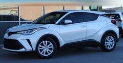 2021 Toyota C-HR LE