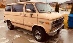 1992 Chevrolet Chevy Cargo Van G10