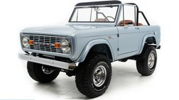 1973 Ford Bronco 5.0 Coyote