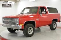 1981 Chevrolet Blazer Silverado
