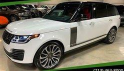 2020 Land Rover Range Rover Autobiography LWB